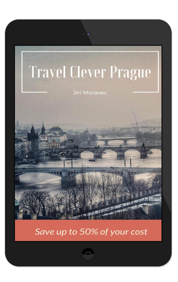 ebook Travel Clever Prague - Save up to 50% of your cost (Homepage)