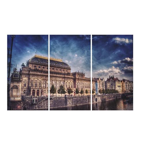 Souvenirs from Prague - Canvas Print