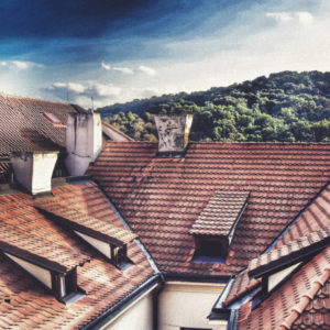 Souvenirs from Prague Rooftops of Prague Photo 1
