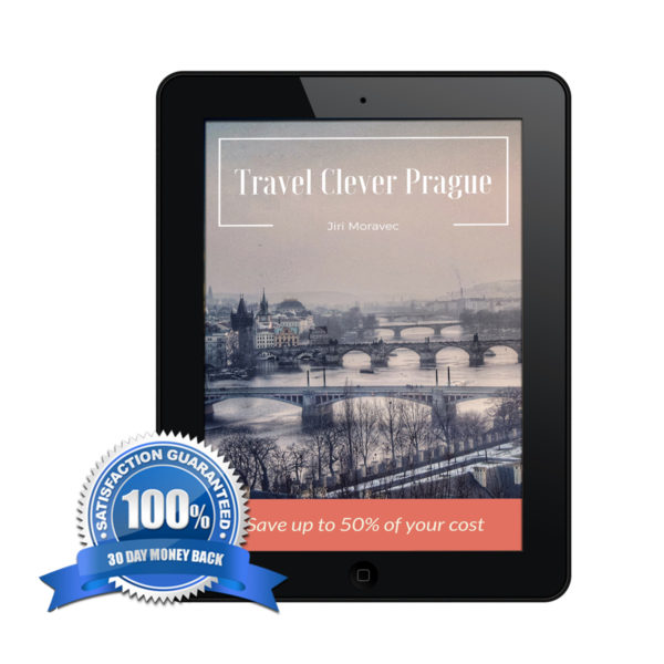 ebook Travel Clever Prague iPad