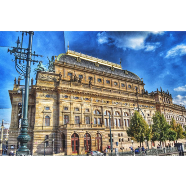 Souvenirs from Prague National Theatre, Prague 1
