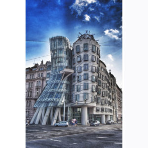 Souvenirs from PragueDancing, dancing House Photo 1