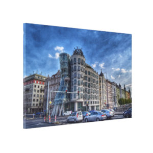 Souvenirs from Prague Dancing House in Prague Photo 3