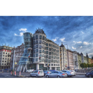 Souvenirs from Prague Dancing House in Prague Photo 1